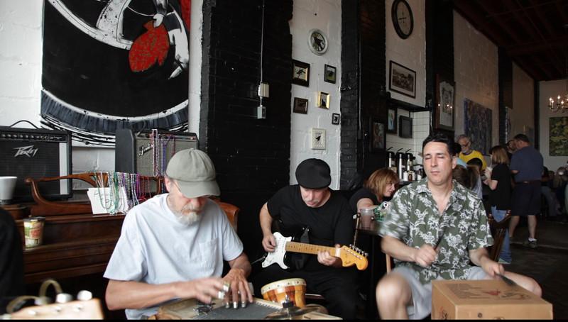 The Rochester Market 6.11.11;Public Market Band