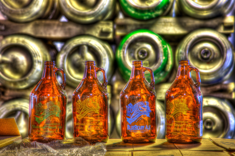 Rohrbach Brewery HDR