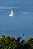 Activity on the Keuka Lake water using 700mm lens.