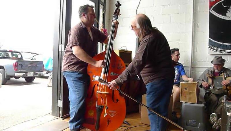 April 14, 2012.  Public Market Band