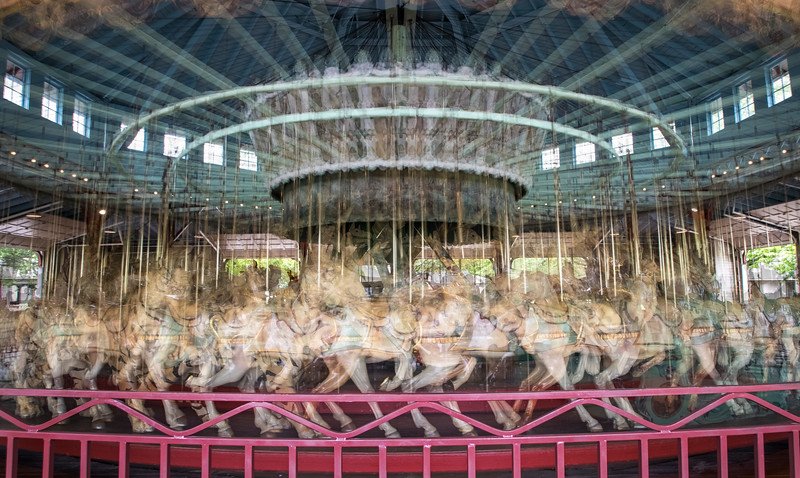Carousel at Charlotte Beach