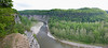 Letchworth State Park, Genesee River, Panorama of gorge