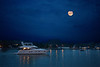 Super Moon June 2013, over the Genesee River