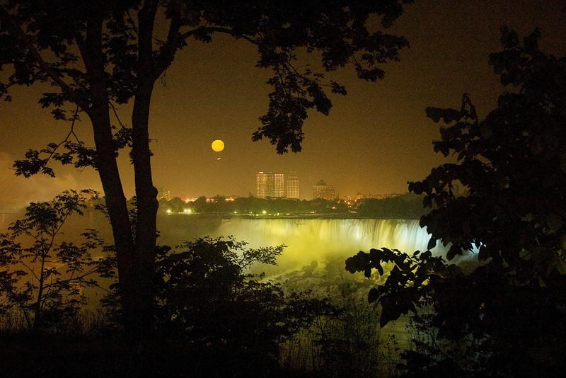 American Falls Finger Lakes Niagara falls