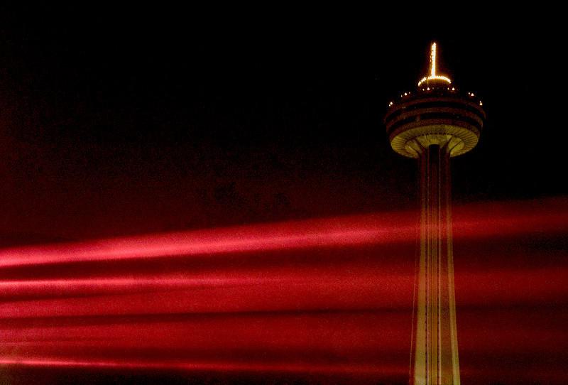 Skylon Tower Finger Lakes Niagara falls