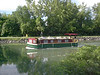 Houseboat rental on the Eire Canal