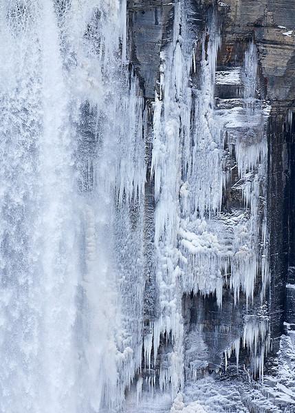 Taughannock Falls Jan. 19.2013