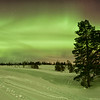 The Solar Storm and the Radioactive Snow