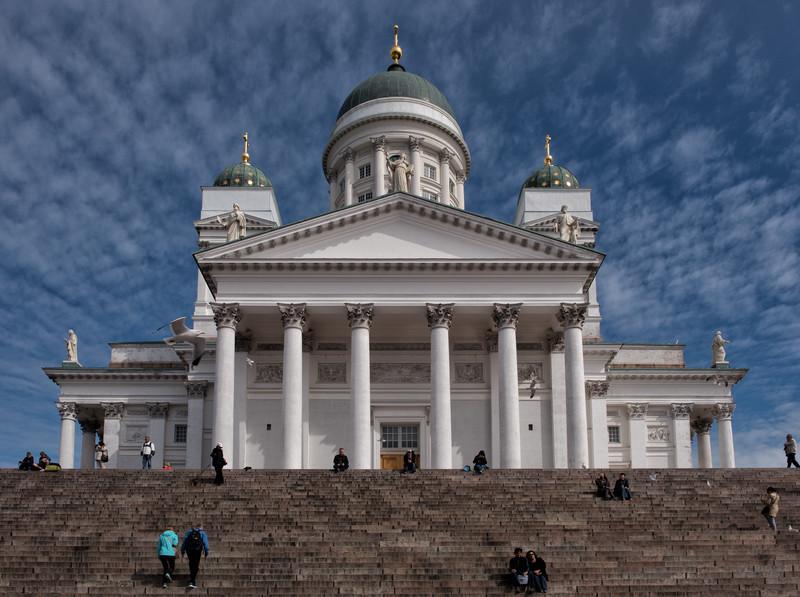 Helsinki Day at Helsinki Cathedral