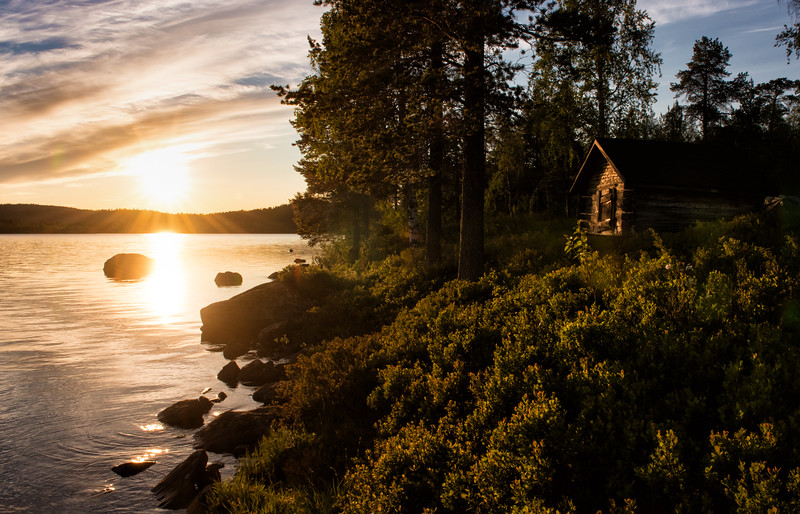 A Cabin in the Sun