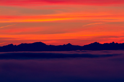 Cook Inlet Sunset - IMG_0710