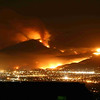 October 2003 Fire ravages San Diego County