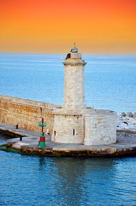 Port of Livorno-Italy