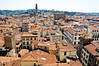 View from Giotto's Bell Tower-Florence, Italy