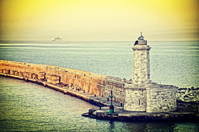 Port of Livorno-Italy