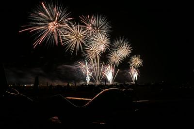 AirVenture 2014 Fireworks-1