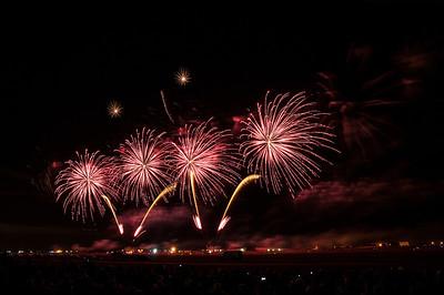 AirVenture 2013 Fireworks-3