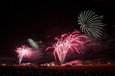 AirVenture 2013 Fireworks-4