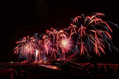 AirVenture 2015 Fireworks-4