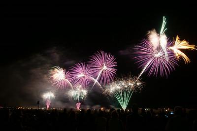 AirVenture 2012 Fireworks-1