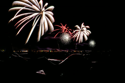 AirVenture 2014 Fireworks-3