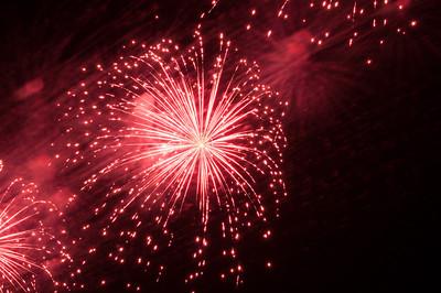 AirVenture 2011 Fireworks-3
