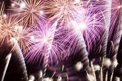 AirVenture 2011 Fireworks-4