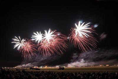 AirVenture 2013 Fireworks-2