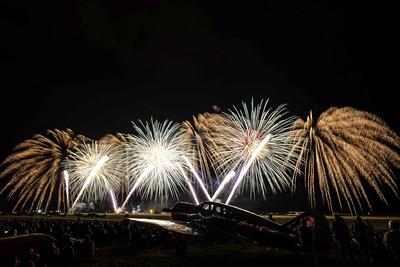 AirVenture 2015 Fireworks-2