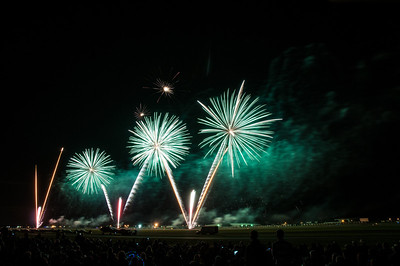 AirVenture 2013 Fireworks-1