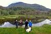 Ved Skjelbreidsetret i Hålandsdalen,med Juvikjo turlag.
