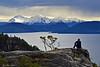 Bjørnefjorden og Kvinnheradsfjella