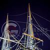 Niagara Masts at Night