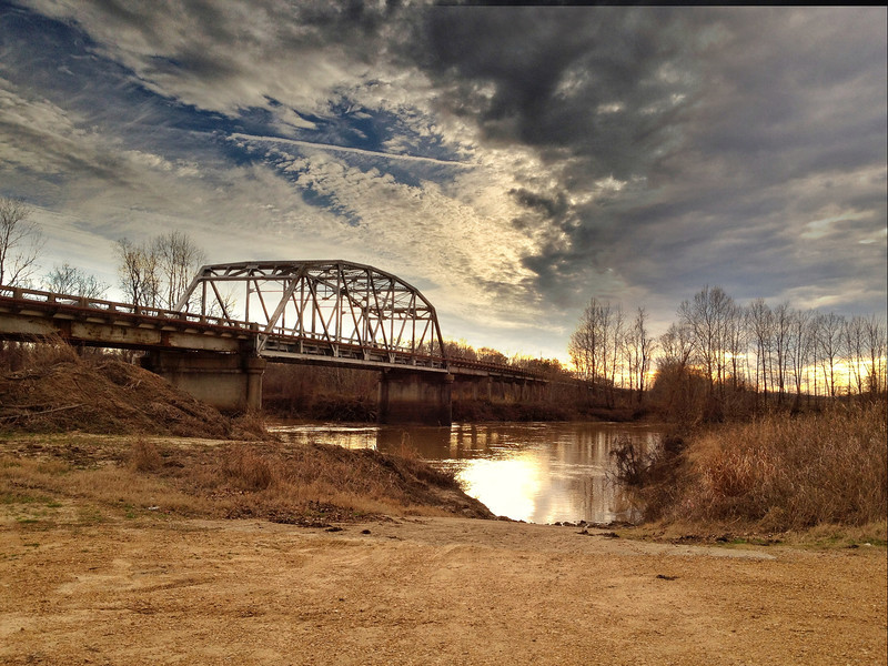 Tallahatchie Bridge - Strider, Mississippi