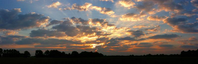 Pano Sunrise