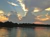 Sunset on Lake Washington - Chatham, Mississippi