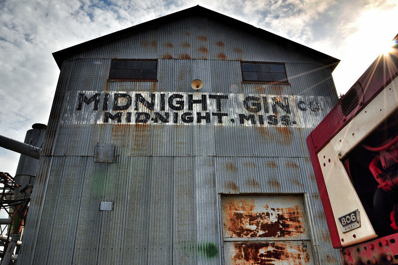 Midnight Gin - Midnight Mississippi. One of my recent favorites. Really like the sun rays streaming in the side.