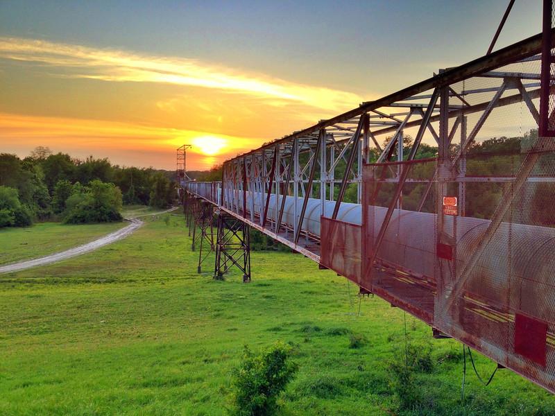 Bunge Grain Elevator - Greenville, Mississippi