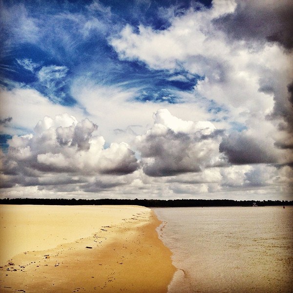 It was a beautiful weekend on the Big Muddy this weekend! - near Greenville, Mississippi