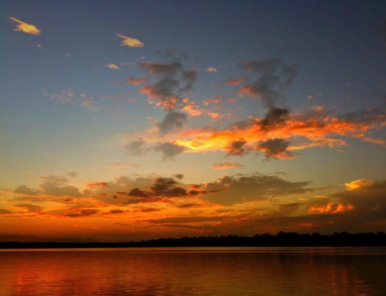 Beulah Lake, near Benoit, MS