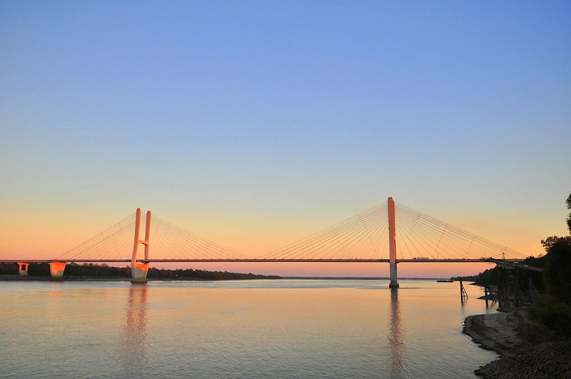New Mississippi River Bridge - Greenville, Mississippi