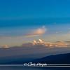 Sunrise on Flathead Lake, MT