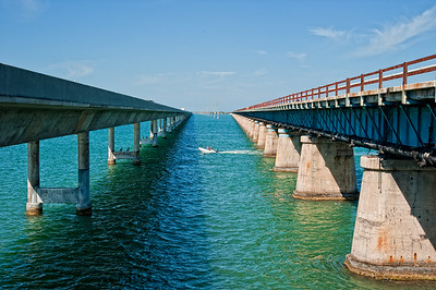 7 MIle Bridge, Marathon, Florida