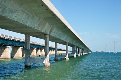 7 Mile Bridge, Florida
