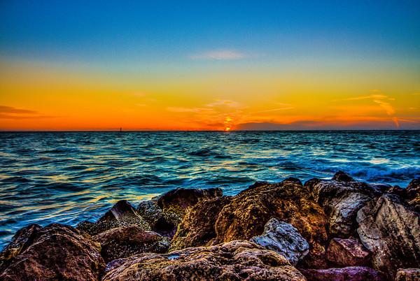 HDR Sunset 10-02-13