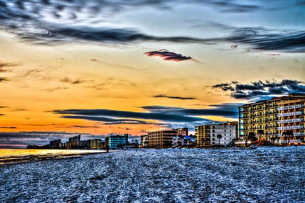 HDR Sunset 10-03-09