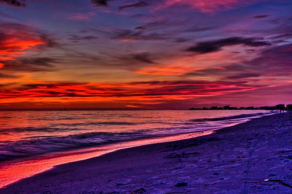 HDR Sunset 10-07-29