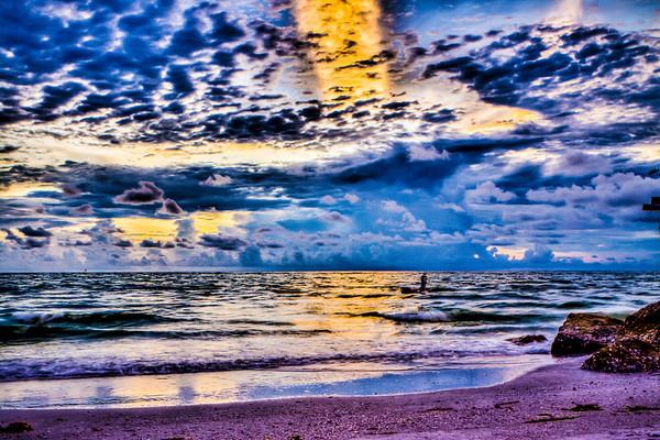 HDR Sunset 10-08-10