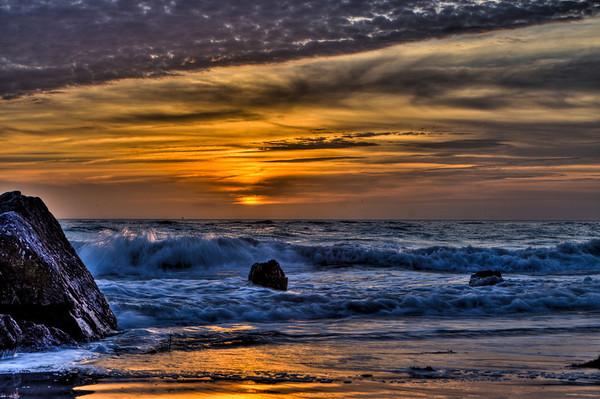 HDR Sunset 11-01-01