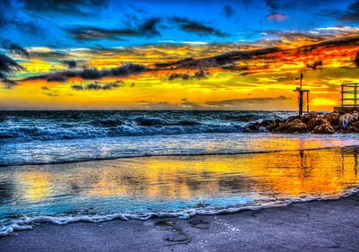 HDR Sunset 13-06-06
